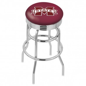 L7C3C Mississippi State Bar Stool