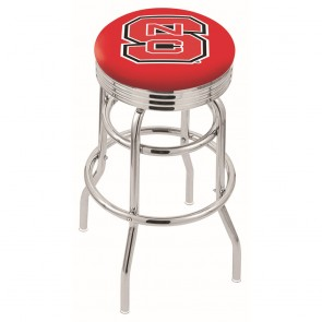 L7C3C North Carolina State Bar Stool