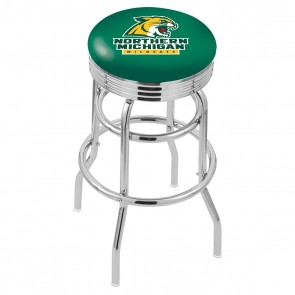 L7C3C Northern Michigan Bar Stool