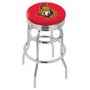 L7C3C Ottawa Senators Bar Stool