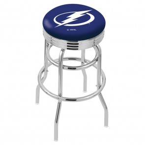 L7C3C Tampa Bay Lightning Bar Stool
