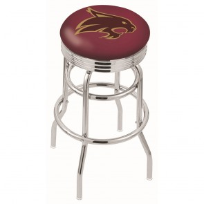L7C3C Texas State Bar Stool
