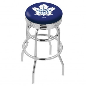 L7C3C Toronto Maple Leafs Bar Stool