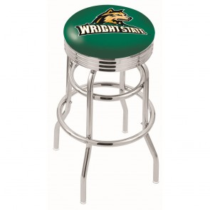 L7C3C Wright State Bar Stool