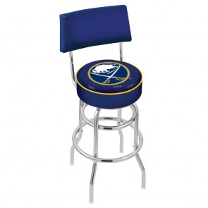 L7C4 Buffalo Sabres Bar Stool