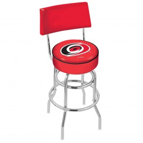 L7C4 Carolina Hurricanes Bar Stool