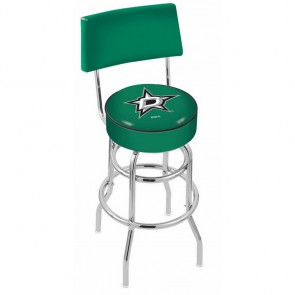 L7C4 Dallas Stars Bar Stool