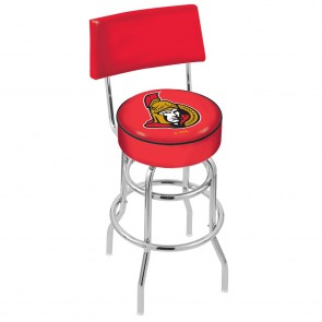 L7C4 Ottawa Senators Bar Stool