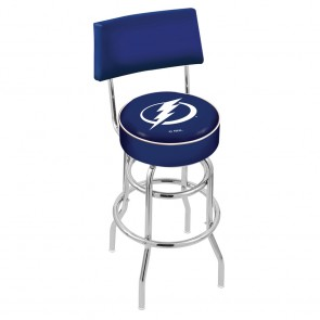 L7C4 Tampa Bay Lightning Bar Stool