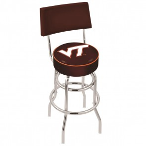 L7C4 Virginia Tech Bar Stool