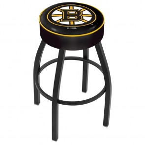 L8B1 Boston Bruins Bar Stool