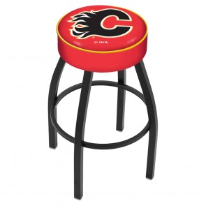 L8B1 Calgary Flames Bar Stool