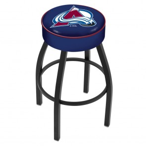 L8B1 Colorado Avalanche Bar Stool