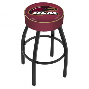 L8B1 Louisiana-Monroe Bar Stool