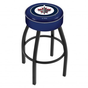 L8B1 Winnipeg Jets Bar Stool