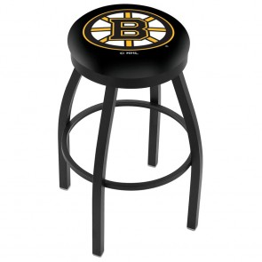 L8B2B Boston Bruins Bar Stool