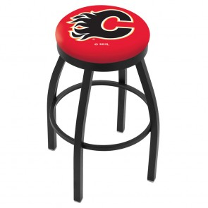 L8B2B Calgary Flames Bar Stool