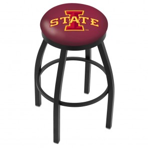 L8B2B Iowa State Bar Stool