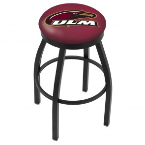 L8B2B Louisiana-Monroe Bar Stool