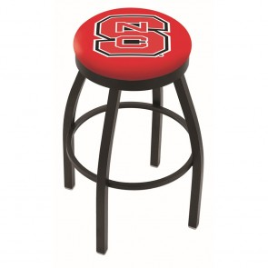 L8B2B North Carolina State Bar Stool
