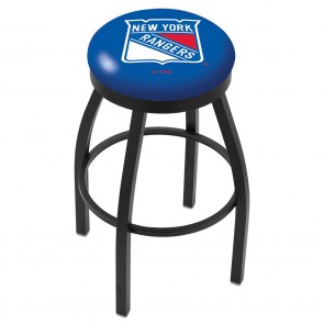 L8B2B New York Rangers Bar Stool