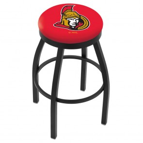 L8B2B Ottawa Senators Bar Stool