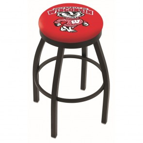 L8B2B Wisconsin Badger Bar Stool