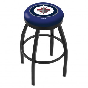 L8B2B Winnipeg Jets Bar Stool