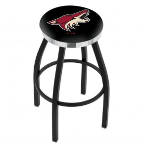 L8B2C Arizona Coyotes Bar Stool