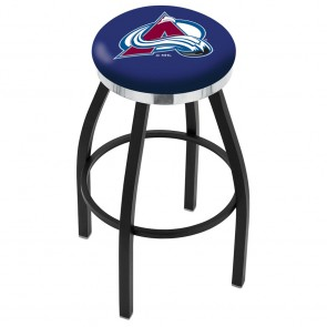 L8B2C Colorado Avalanche Bar Stool