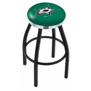 L8B2C Dallas Stars Bar Stool