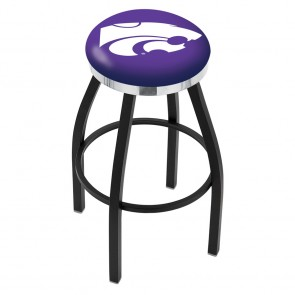 L8B2C Kansas State Bar Stool