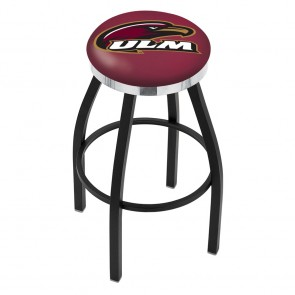 L8B2C Louisiana-Monroe Bar Stool