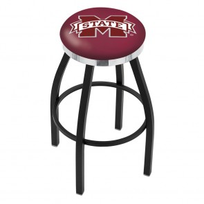 L8B2C Mississippi State Bar Stool