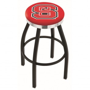 L8B2C North Carolina State Bar Stool