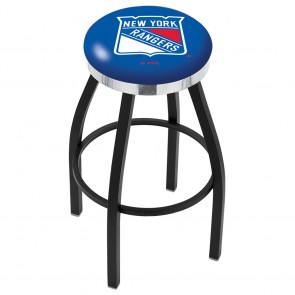 L8B2C New York Rangers Bar Stool