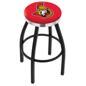 L8B2C Ottawa Senators Bar Stool