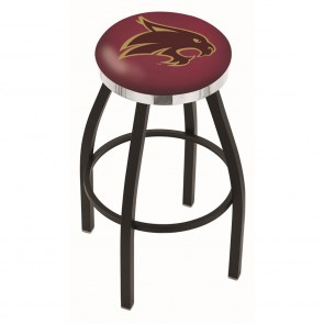 L8B2C Texas State Bar Stool