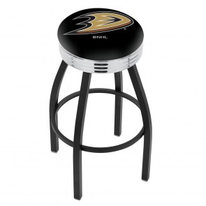 L8B3C Anaheim Ducks Bar Stool