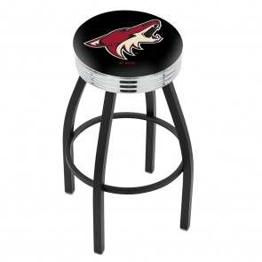 L8B3C Arizona Coyotes Bar Stool