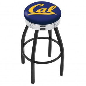 L8B3C California Bar Stool