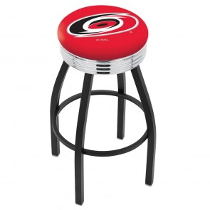 L8B3C Carolina Hurricanes Bar Stool