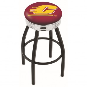 L8B3C Central Michigan Bar Stool