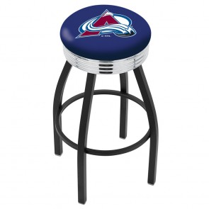 L8B3C Colorado Avalanche Bar Stool
