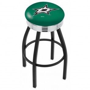 L8B3C Dallas Stars Bar Stool