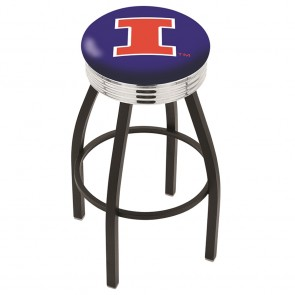 L8B3C Illinois Bar Stool