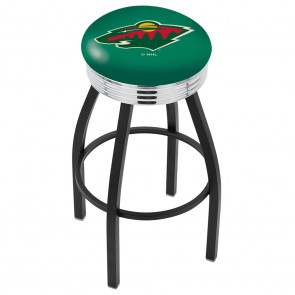 L8B3C Minnesota Wild Bar Stool