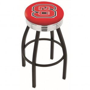 L8B3C North Carolina State Bar Stool