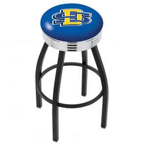 L8B3C South Dakota State Bar Stool