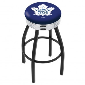L8B3C Toronto Maple Leafs Bar Stool